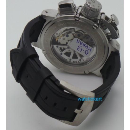 U BOAT U51 Italiano Fontana 2 Swiss ETA 7750 Automatic Valjoux Movement Watch