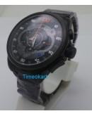 Tag Heuer Grand Carrera Mercedes Benz Sls Black Watch