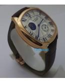 Cartier Drive De Cartier Sun Moon Swiss Automatic Watch