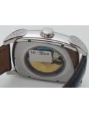 Parmigiani Fleurier: Kalpa XL Date Diamnod Black Steel Swiss Automatic Watch