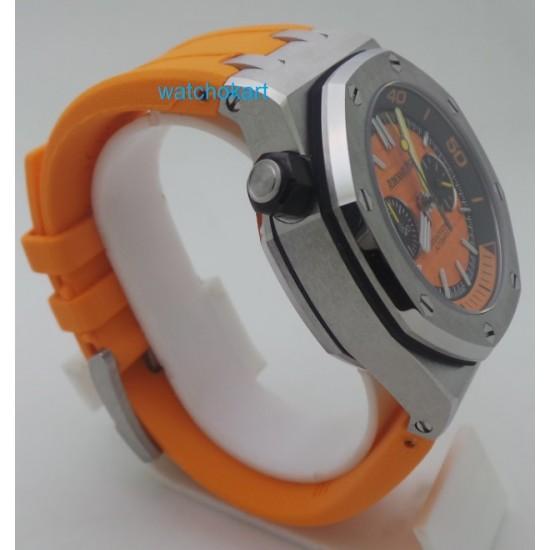 Audemars Piguet Royal Oak Offshore Diver Orange Watch