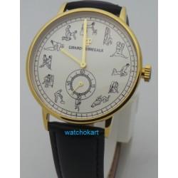 Girard Perregaux Kamasutra Erotic Dial Vintage Rose Gold Watch