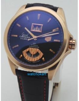 Tag Heuer Grand Carrera Calibre 8 Swiss ETA Automatic Watch