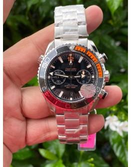 Omega Seamaster Planet Ocean Chronograph SWISS ETA 2250