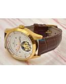 Jaeger Lecoultre Master Control Tourbillon Swiss Automatic Watch