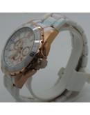 G C Sport Class Chronograph White Ceramic Men's Watch