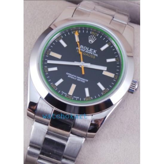 Rolex Milgauss Swiss Automatic Watch