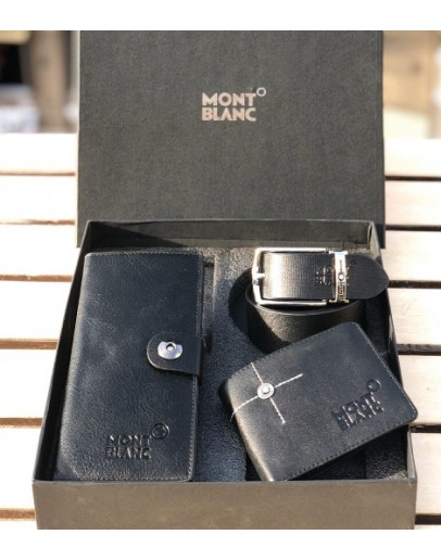 First Copy Mont Blanc Belts Wallets Delhi
