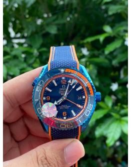 Omega Seamaster GMT Blue SWISS ETA