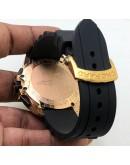 Chopard Mille Miglia Black Rubber Strap Watch