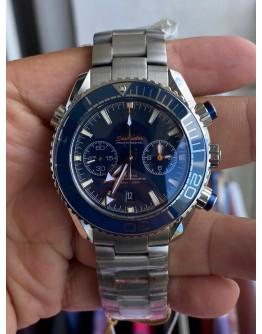 Omega Seamaster Planet Ocean BLUE ETA